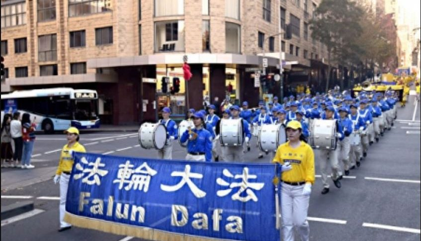 Falun Dafa Day Parade